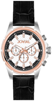 JOVIAL WATCH J2002CRGTR